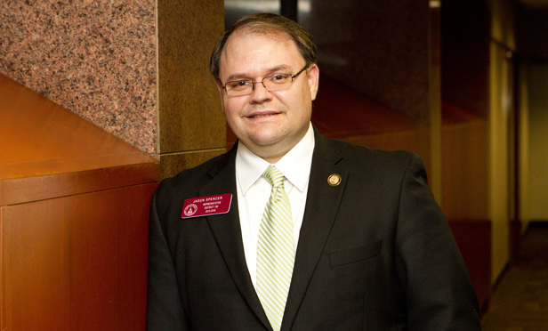 Rep. Jason Spencer