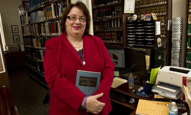 Laureen Kelly, Dougherty County Law Library