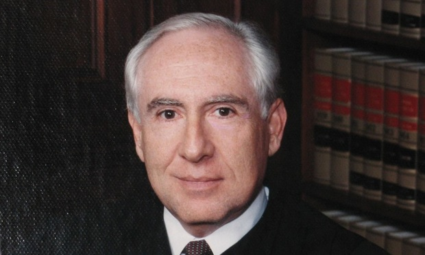 Judge Stanley Marcus of the U.S. Court of Appeals for the Eleventh Circuit.