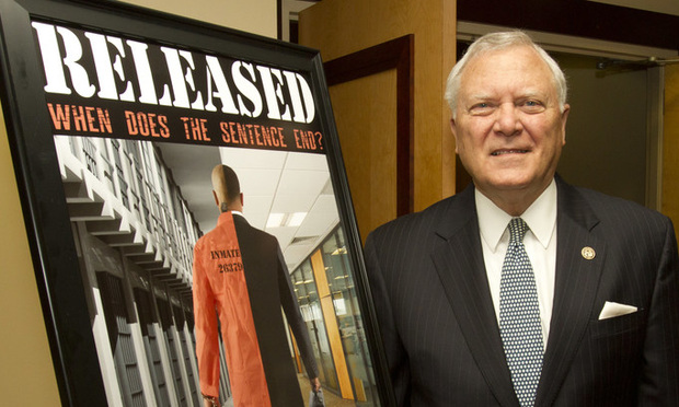 Gov. Nathan Deal at the Atlanta premiere of the movie Released on Aug. 23.