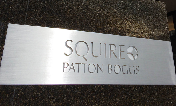 Squire Patton Boggs offices in Washington, D.C. March 2015. Photo by Mike Scarcella/THE NATIONAL LAW JOURNAL.