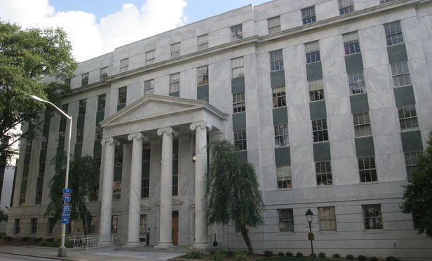 Georgia Supreme Court building