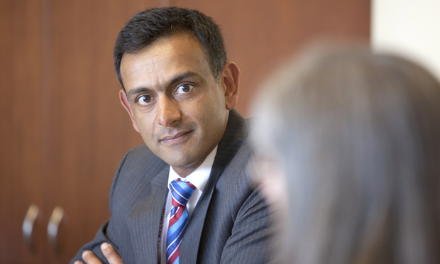 U.S. Magistrate Judge Paul Grewal, Northern District of California