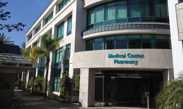 The Centre Medical Plaza in Chula Vista, California, is one of Griffin-American Healthcare's many properties.