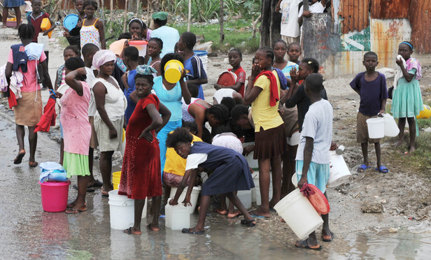 Haitian Victims of Cholera Sue U.N. in Class Action