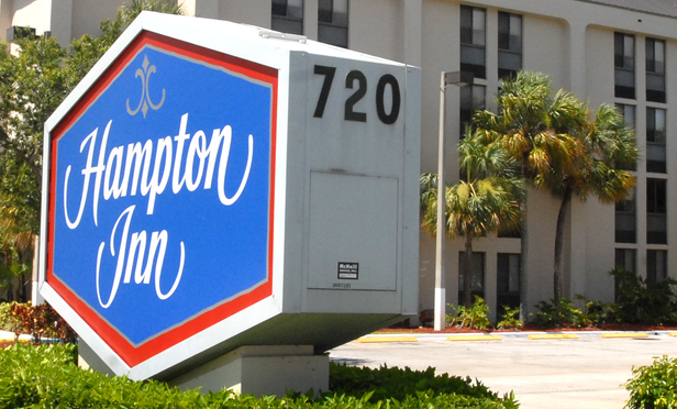 720 E. Cypress Creek Road, Fort Lauderdale (Hampton Inn)