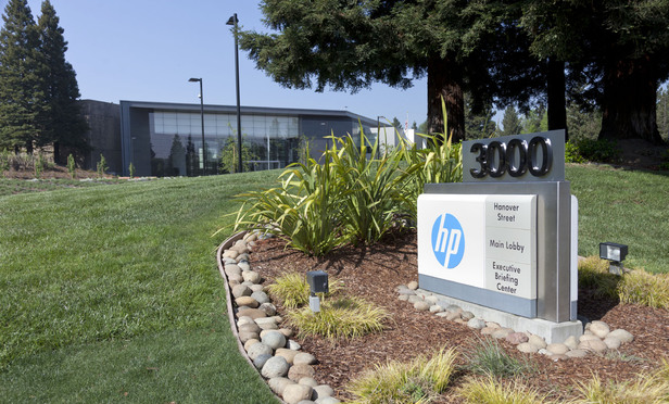 Hewlett-Packard in Palo Alto