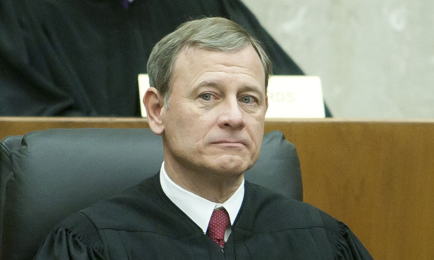 Chief Justice, John Roberts Jr.United States Supreme Court