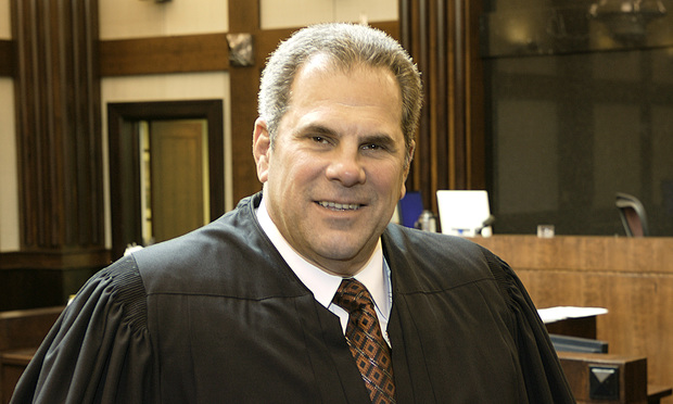 U.S. District Judge Jose Linares