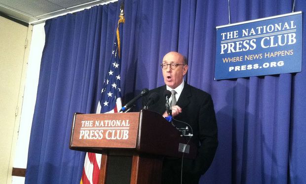 Claims attorney Kenneth Feinberg unveils the compensation fund for victims of the General Motors Co. ignition-switch defect.