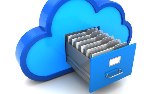 Cloud documents storage