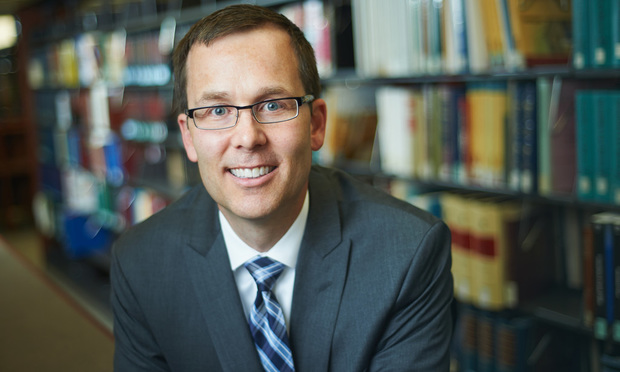 Daniel W. Linna Jr., Director of LegalRnD & Professor of Law in Residence, Michigan State University College of Law.