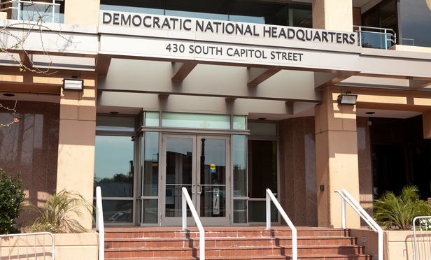 Democratic National Committee headquarters, Washington, D.C.
