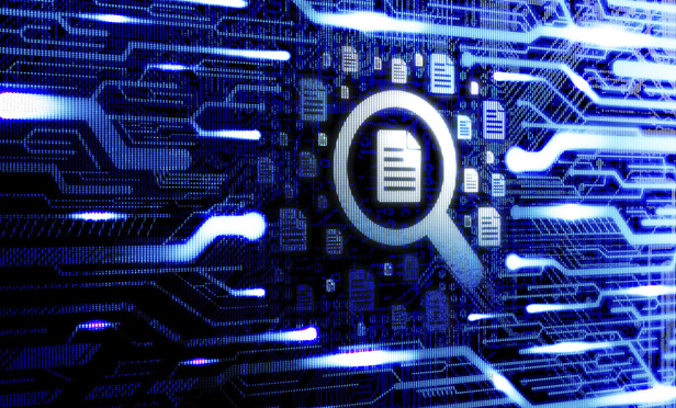 Electronic Discovery. Credit: Filograph/iStockphoto.com.