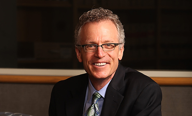 Michael Hunter Schwartz, dean of the University of the Pacific's McGeorge School of Law.