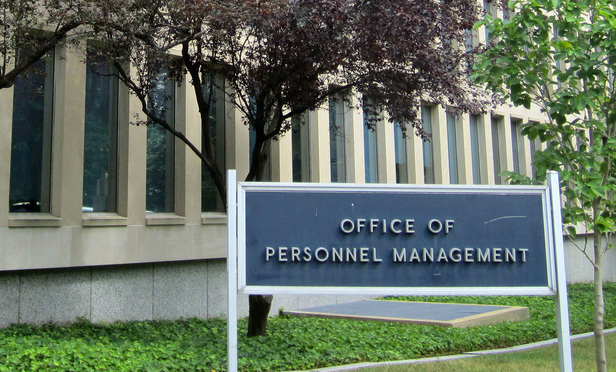 Office of Personnel Management in Washington, D.C.