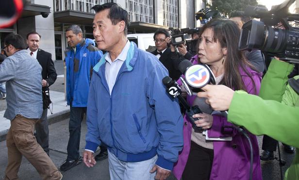 Senator's Arrest Sets Off Legal Scrum