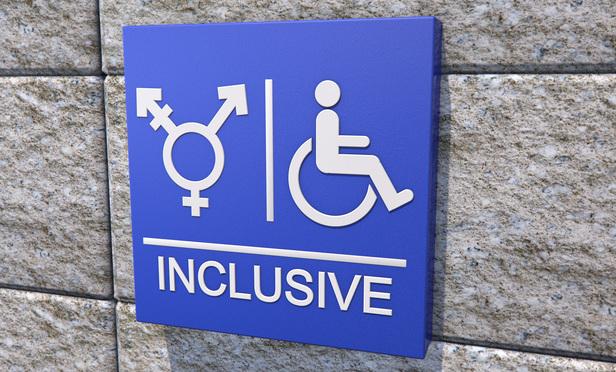 transgender bathroom sign - Transgender Bathroom Sign