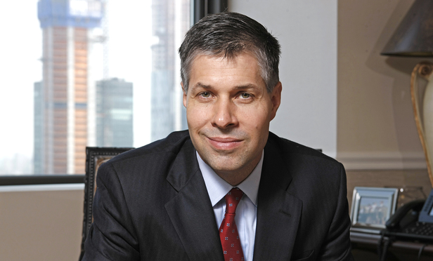 Cravath's David Marriott