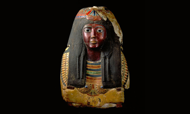 Mask of Ka-Nefer-Nefer.