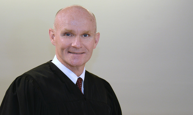 Judge Edward H. Merrigan, Jr.