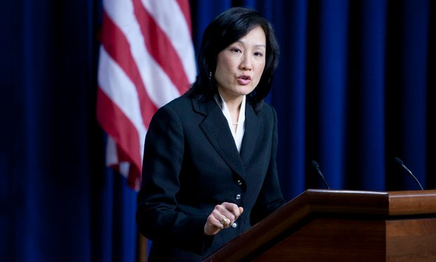 Michelle Lee, U.S. Patent and Trademark Office deputy director