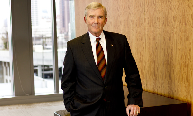 Mike Bowers, the former attorney general, represents the Hanna law firm.