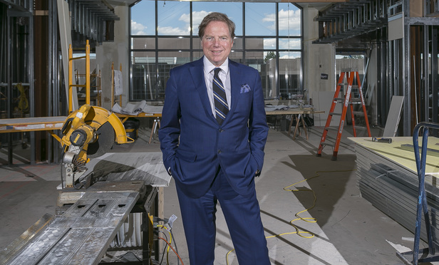 Geoffrey Berman of Greenberg Traurig in Florham Park, New Jersey