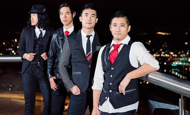 The Slants.