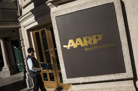 AARP (American Association of Retired Persons) in Washington, D.C.