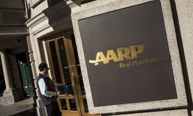 AARP headquarters in Washington, D.C.