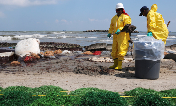 A Flood of Oil Spill Lawsuits Expected Against BP this Month