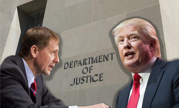 A conflict is brewing between Richard Cordray, left, and Donald Trump over the future of the Consumer Financial Protection Bureau.