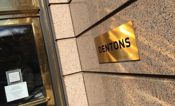 Dentons Tells Ex-McKenna Partners It Still Wants Its $2M
