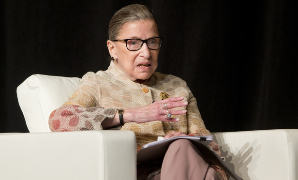 Ginsburg on Scalia: A Discerning Shopper and Brilliant Friend