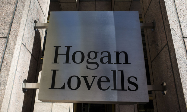 Hogan Lovells offices at 555 13th Street, NW in Washington, D.C. October 25, 2016.