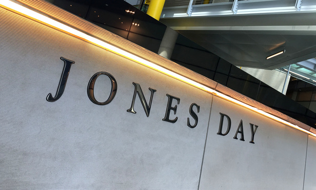Jones Day Washington, D.C. offices.