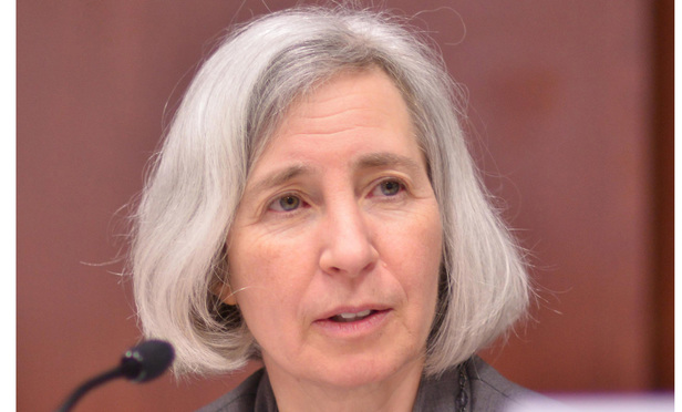 Dean Martha Minow of Harvard Law School.