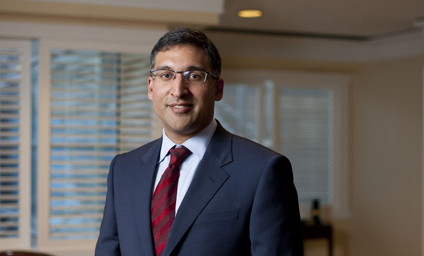 Neal Katyal of Hogan Lovells.