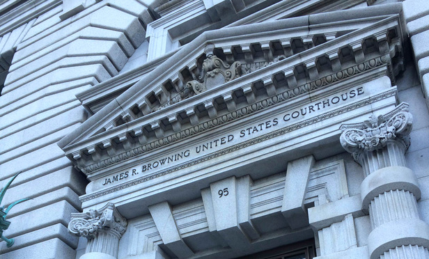 Ninth Circuit Court of Appeals.. September 2015. Photo by Mike Scarcella/THE NATIONAL LAW JOURNAL.