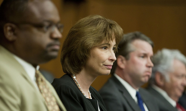 Judge Patricia Millett of the U.S. Court of Appeals for the D.C. Circuit. (2014)..