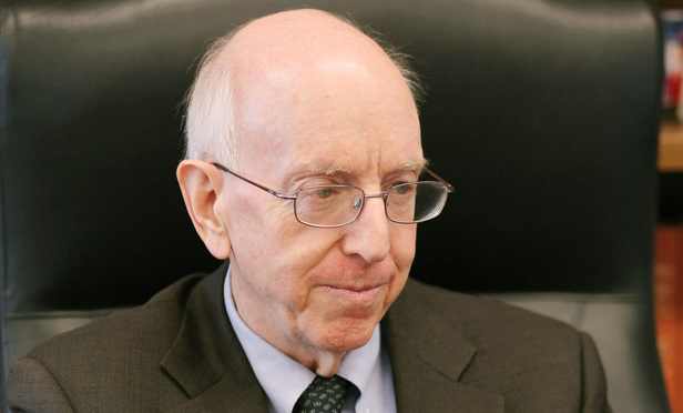 JUDGE RICHARD POSNER: Online information about acid reflux informed his ruling in a civil rights case.