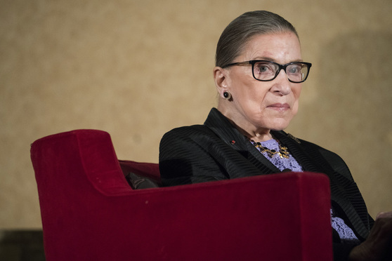 Ginsburg Urges Law Firms to Make 'Balanced Life' Easier for Lawyers