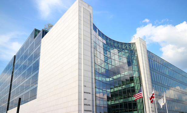 U.S. Securities & Exchange Commission building in Washington, D.C.