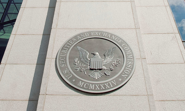 U.S. Securities and Exchange Commission.