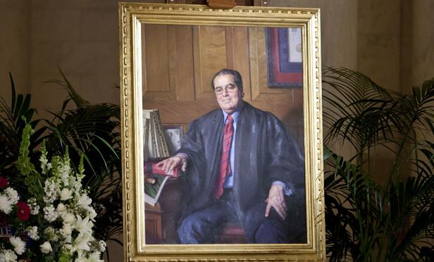 'Antonin Scalia Law School' Name Change is Official Now