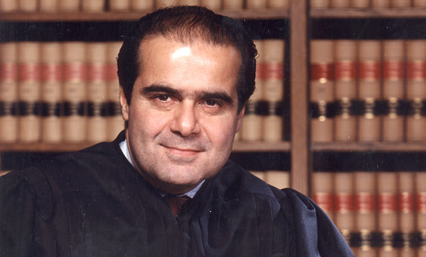 The Fate of Scalia's Papers is Uncertain