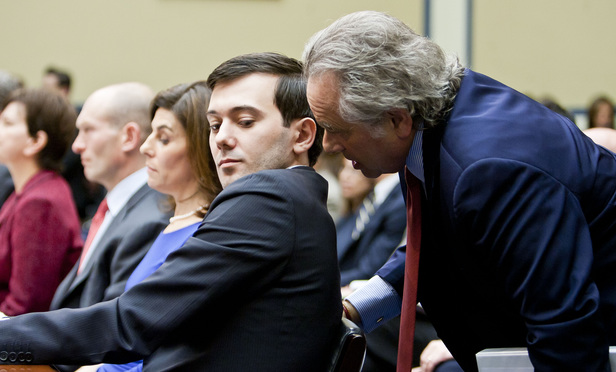 Shkreli Breaks Silence After Congressional Hearing, Calls House Members 'Imbeciles'