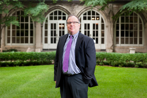 Daniel B. Rodriguez, Dean of Northwestern Law.