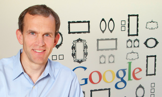 Kent Walker, Google general counsel